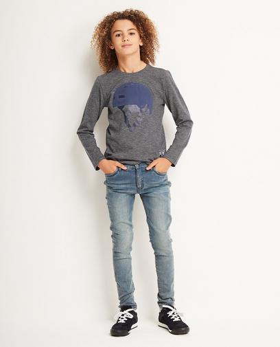 Verwassen jeans
